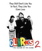 Clerks II - DVD movie cover (xs thumbnail)