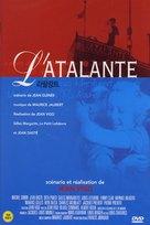 L'Atalante - South Korean DVD cover (xs thumbnail)