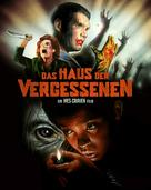The People Under The Stairs - German Movie Cover (xs thumbnail)