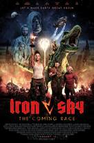 Iron Sky the Coming Race - Finnish Movie Poster (xs thumbnail)