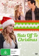 Hats Off to Christmas! - Australian DVD movie cover (xs thumbnail)