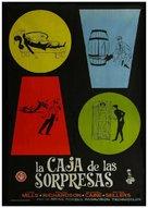 The Wrong Box - Spanish Movie Poster (xs thumbnail)