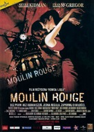 Moulin Rouge - Polish Movie Poster (xs thumbnail)