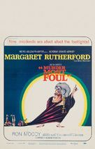 Murder Most Foul - Movie Poster (xs thumbnail)