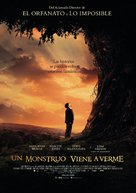 A Monster Calls - Argentinian Movie Poster (xs thumbnail)