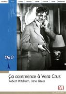The Big Steal - French DVD movie cover (xs thumbnail)