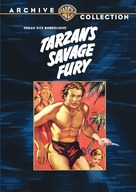 Tarzan's Savage Fury - DVD cover (xs thumbnail)
