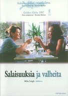 Secrets & Lies - Finnish Movie Cover (xs thumbnail)