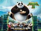 Kung Fu Panda 3 - British Movie Poster (xs thumbnail)