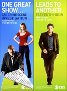 """CSI: Crime Scene Investigation"" - Combo movie poster (xs thumbnail)"