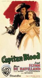 Captain Blood - Italian Movie Poster (xs thumbnail)