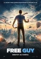 Free Guy - Belgian Movie Poster (xs thumbnail)