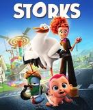 Storks - Blu-Ray cover (xs thumbnail)