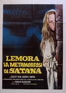 Lemora: A Child's Tale of the Supernatural - Italian Movie Poster (xs thumbnail)