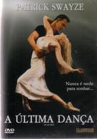 One Last Dance - Brazilian DVD cover (xs thumbnail)