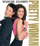 Pretty Woman - Czech Blu-Ray movie cover (xs thumbnail)
