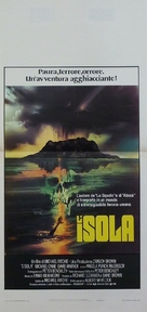 The Island - Italian Movie Poster (xs thumbnail)