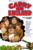 Carry on England - British Movie Poster (xs thumbnail)