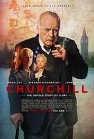 Churchill - Movie Poster (xs thumbnail)
