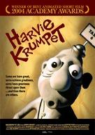 Harvie Krumpet - Australian Movie Poster (xs thumbnail)