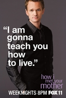 """""""How I Met Your Mother"""" - Movie Poster (xs thumbnail)"""