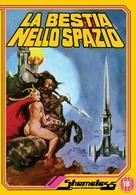 La bestia nello spazio - British Movie Cover (xs thumbnail)