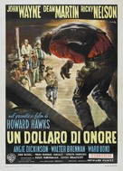 Rio Bravo - Italian Re-release poster (xs thumbnail)