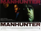 Manhunter - British Movie Poster (xs thumbnail)