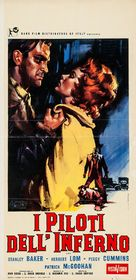 Hell Drivers - Italian Movie Poster (xs thumbnail)