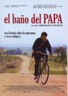 El baño del Papa - Spanish Movie Poster (xs thumbnail)