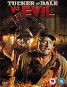 Tucker and Dale vs Evil - British DVD movie cover (xs thumbnail)