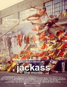 Jackass: The Movie - Movie Poster (xs thumbnail)
