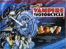 I Bought a Vampire Motorcycle - British Movie Poster (xs thumbnail)