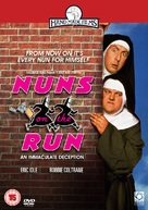 Nuns on the Run - British Movie Cover (xs thumbnail)