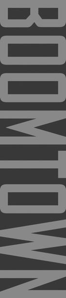 """""""Boomtown"""" - Logo (xs thumbnail)"""