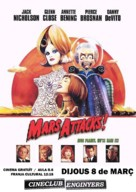 Mars Attacks! - Turkish Movie Poster (xs thumbnail)