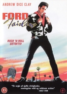 The Adventures of Ford Fairlane - Danish DVD movie cover (xs thumbnail)