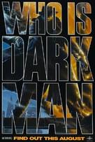 Darkman - Advance movie poster (xs thumbnail)