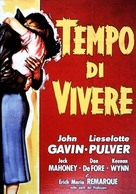 A Time to Love and a Time to Die - Italian Movie Poster (xs thumbnail)