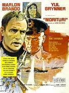 Morituri - French Movie Poster (xs thumbnail)