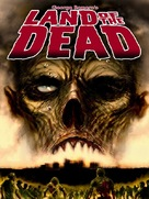 Land Of The Dead - DVD movie cover (xs thumbnail)