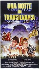 Transylvania 6-5000 - Italian Movie Poster (xs thumbnail)