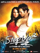 Step Up 2: The Streets - Italian poster (xs thumbnail)