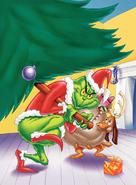 How the Grinch Stole Christmas! - Key art (xs thumbnail)
