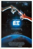 E.T.: The Extra-Terrestrial - Australian Movie Poster (xs thumbnail)