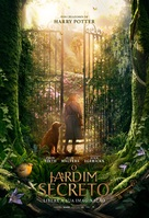 The Secret Garden - Brazilian Movie Poster (xs thumbnail)