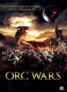 Orc Wars - French DVD cover (xs thumbnail)
