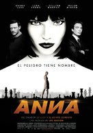Anna - Colombian Movie Poster (xs thumbnail)