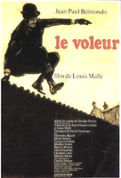 Voleur, Le - French Movie Poster (xs thumbnail)