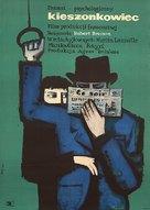 Pickpocket - Polish Movie Poster (xs thumbnail)